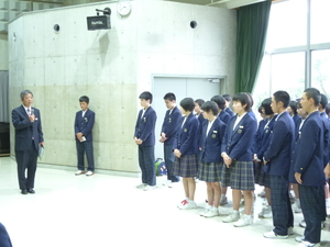 出雲北陵中学校・高等学校